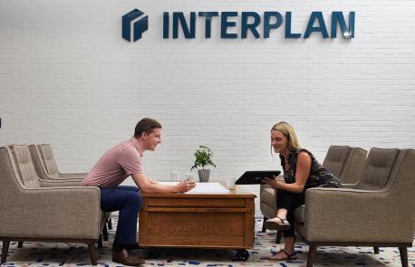 Interplan team at work